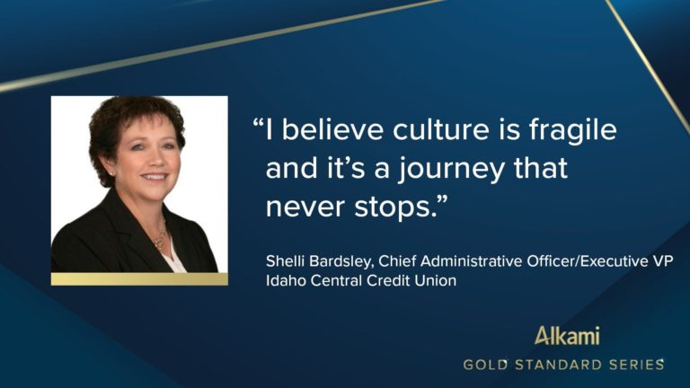 Shelli Bardsley, Chief Administrative Officer/Executive VP at Idaho Central Credit Union
